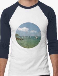 Majorca Men's Baseball ¾ T-Shirt
