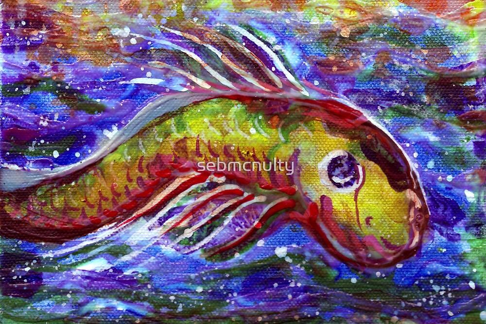 Lucky fish by sebmcnulty