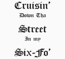 Cruisin Down Tha Street.... by B-style