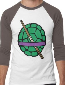 The Does Machines Edition (Alternate) Men's Baseball ¾ T-Shirt