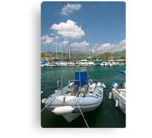 Majorca Canvas Print