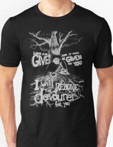 A Seed of Faith (black) T-Shirt
