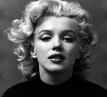 Marilyn Monroe by jedidiah2121
