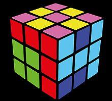 1974 Rubiks Cube by EddieMalone