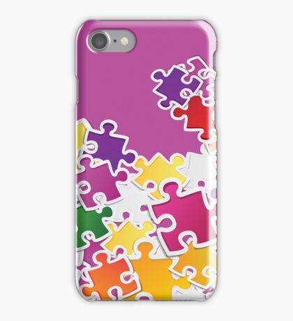 Puzzle Look iPhone 5 Case / iPad Case / iPhone 4 Case / Samsung Galaxy Cases  iPhone Case/Skin