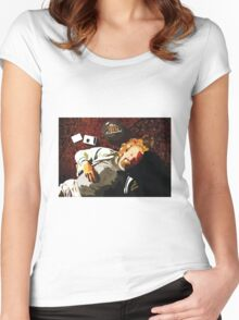 The Big Lebowski - Dude Women's Fitted Scoop T-Shirt
