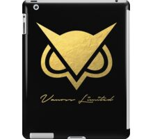 Owl Logo Vanoss Gold iPad Case/Skin