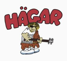 Hagar The Rockstar by Jay Williams