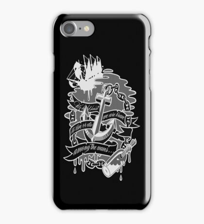 """""""Among the Waves"""" iPhone Case/Skin"""