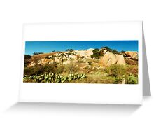 Enchanted Rock State Natural Area Greeting Card