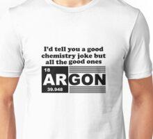 Argon Jokes Unisex T-Shirt