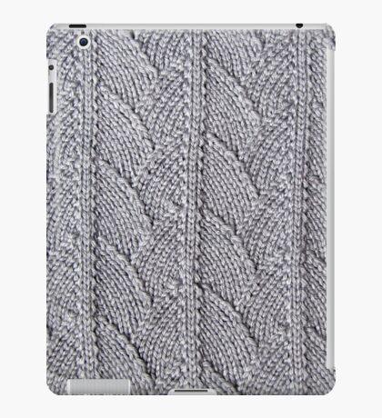 Dragon skin textured knit iPad Case/Skin