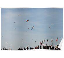 Capital Kite Day Poster