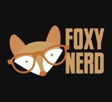 FOXY nerd Baby Tee
