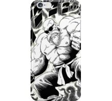 Master Roshi (First Ever Kamehameha) iPhone Case/Skin