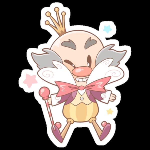 WiR - King Candy [Chibi] by JimHiro