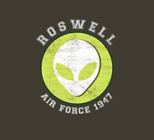 Lucky Alien Roswell Air Force 1947 Unisex T-Shirt