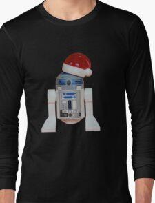 R2-D2 Santa Long Sleeve T-Shirt