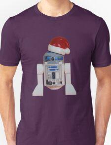R2-D2 Santa T-Shirt