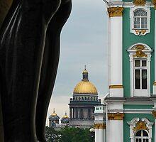 Hermitage Museum, St Petersburg (4) by Irina Chuckowree