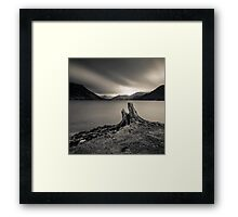10 Minutes In Time Framed Print