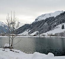 Lake Eugenisee by Daidalos