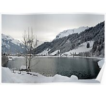 Lake Eugenisee Poster