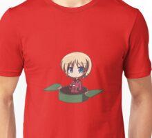 Chibi darjeeling Unisex T-Shirt