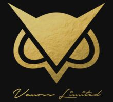 Vanoss Limited Gold New Logo by scubhtee