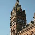 Town Hall Chester UK by AnnDixon