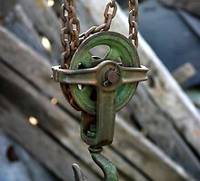 Block And Tackle by Henrik Lehnerer