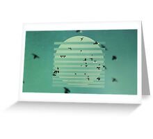Fractions 02 Greeting Card