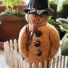 The Snowman by kkmarais