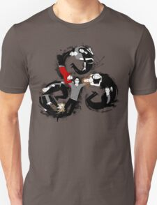 Pack Mentality Unisex T-Shirt