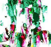 Green Snakes by Dmitri Matkovsky