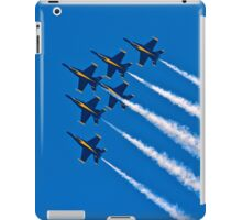 The Blue Angels In Formation Ipad Cover iPad Case/Skin