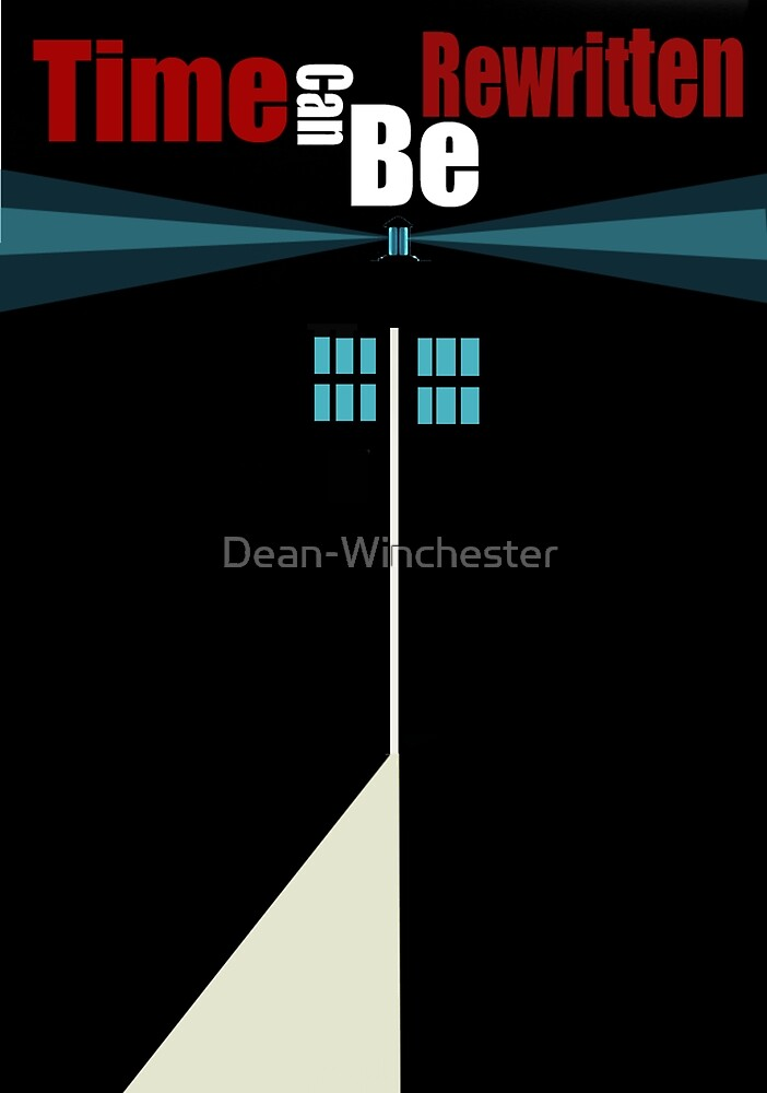 Doctor Who by Dean-Winchester