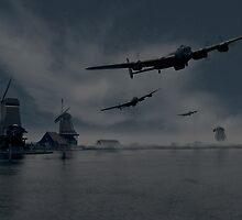 Dambusters first wave by Gary Eason + Flight Artworks