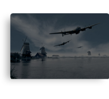 Dambusters first wave Canvas Print