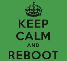 Keep Calm Geeks: Reboot One Piece - Short Sleeve
