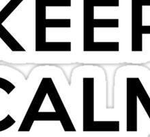 Keep Calm Geeks: Reboot Sticker