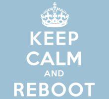 Keep Calm Geeks: Reboot One Piece - Short Sleeve
