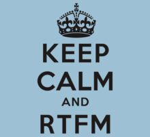 Keep Calm Geeks: RTFM by Ozh !