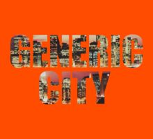 GENERIC CITY Kids Tee