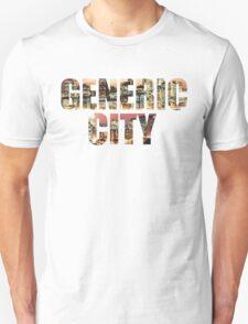 GENERIC CITY T-Shirt