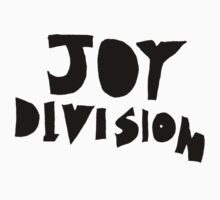 JOY DIVISION ♥ One Piece - Short Sleeve