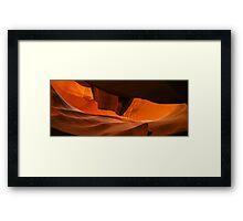 Antelope Canyon, Arizona Framed Print