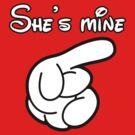 SHE'S MINE by mcdba