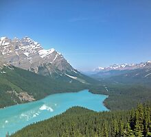 Peyto Perfection by JPMcKim