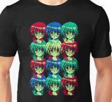 Bright, Hopeful Faces Unisex T-Shirt